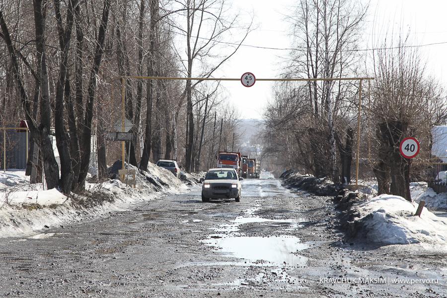 Заказ на ремонт дорог сформировали жители Первоуральска