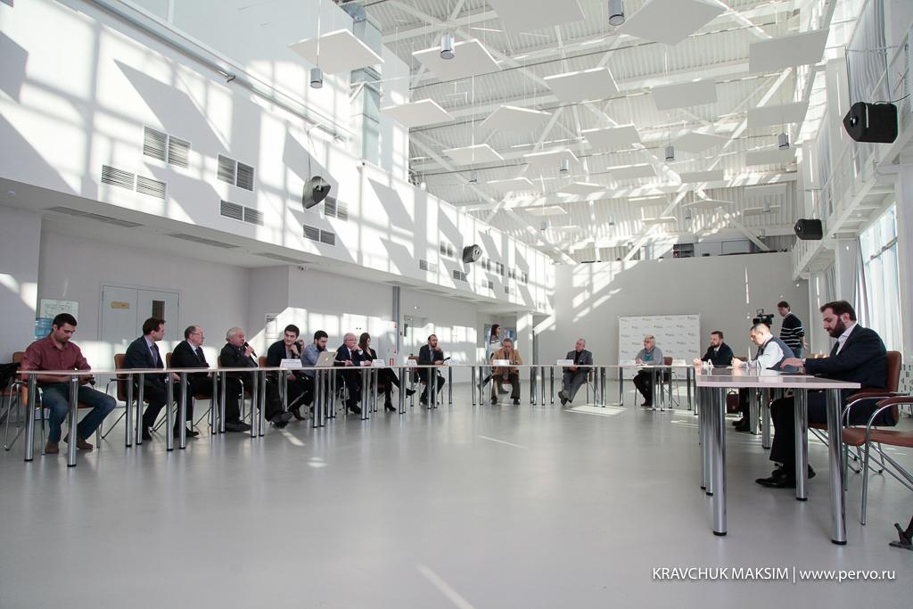 За круглым столом в Первоуральске обсудили как сделать город лучше