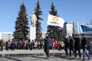 Министр энергетики и ЖКХ принял парад коммунальной техники в Первоуральске
