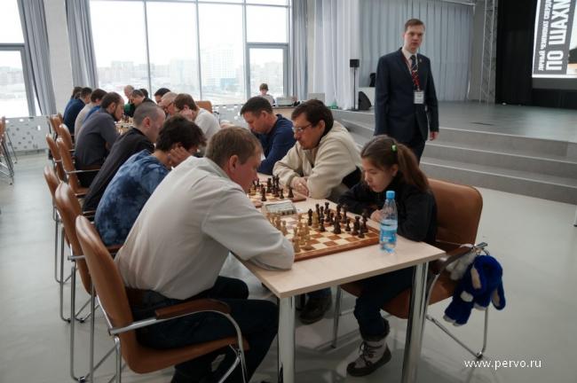В Первоуральске впервые прошел областной турнир по шахматам