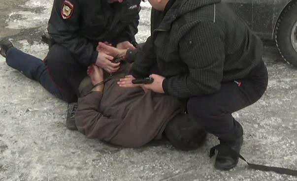 Полицейские организовали лжепохищение, чтобы задержать жителя Екатеринбурга