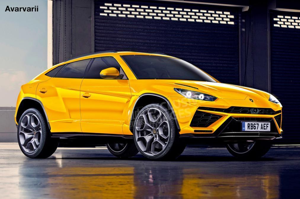 Россияне «раскупили» еще не выпущенные Lamborghini Urus