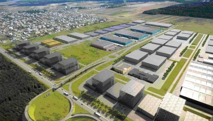 В Заречном построят муниципальный индустриальный парк за 27,7 млн рублей