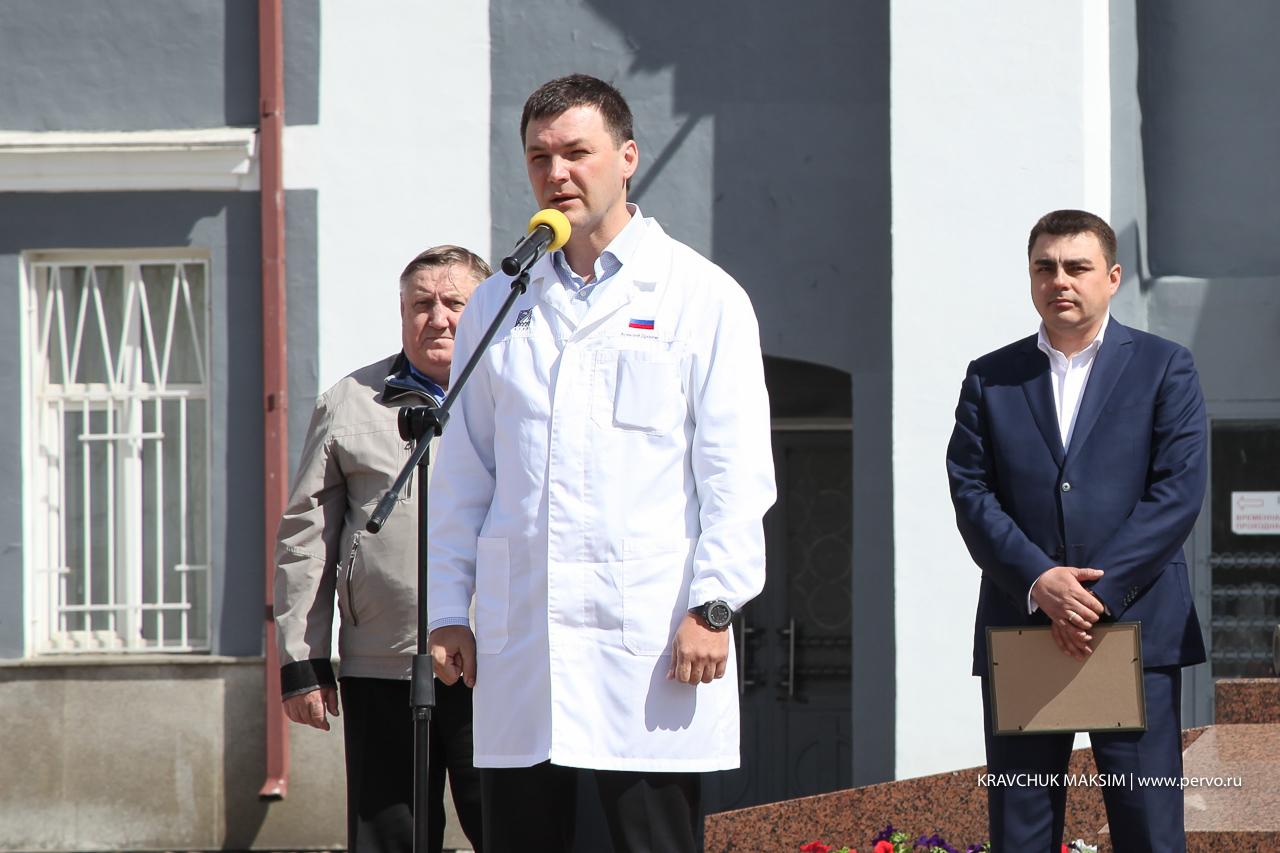 Первоуральский новотрубный завод отметил 83 года со дня основания