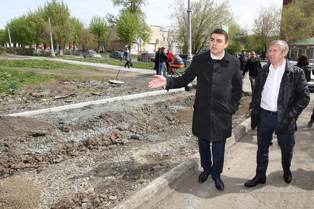 Администрация Первоуральска провела выездное комплексное совещание