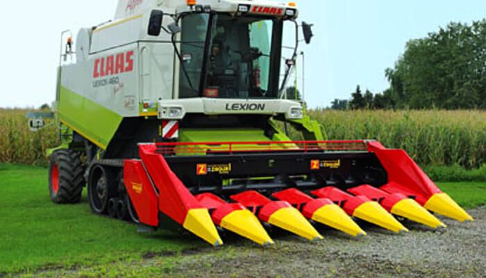 Жатка для уборки кукурузы: максимальный урожай без хлопот!