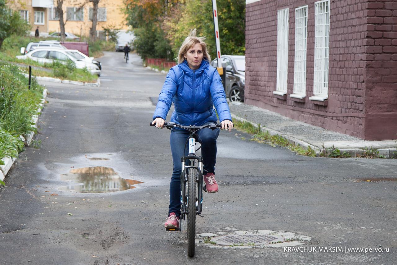 Акция «Наработу навелосипеде» завершит Европейскую неделю мобильности в столице