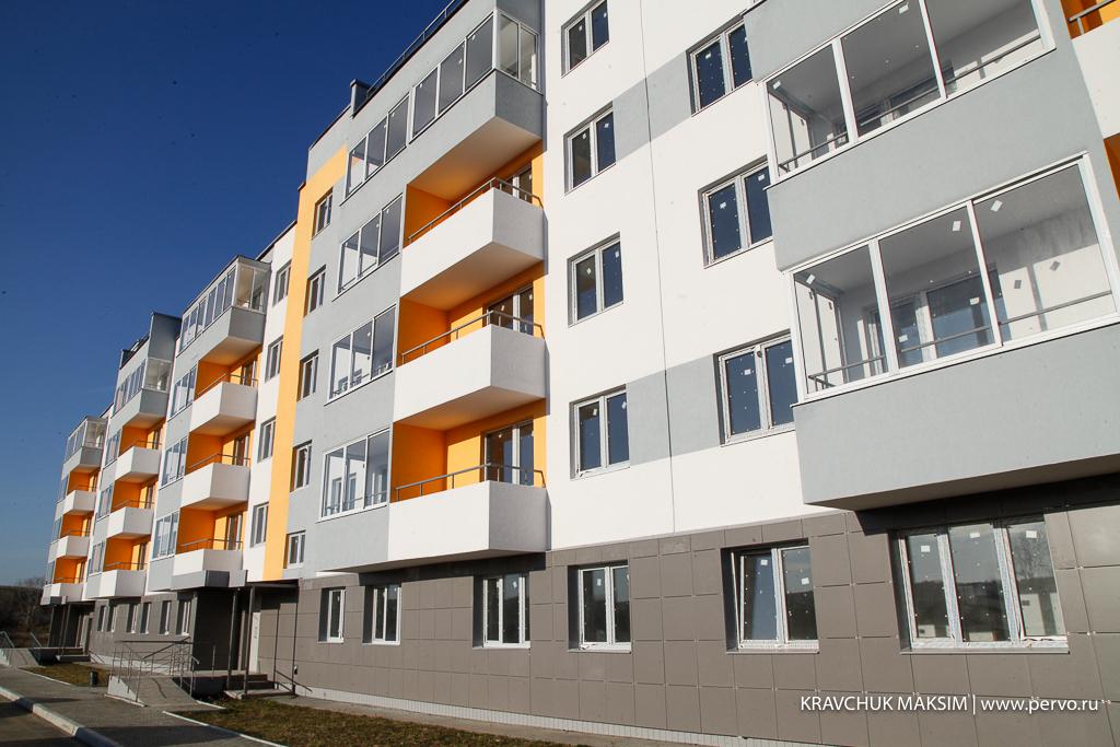 В Первоуральске 36 квартир в новом жилом доме получат дети-сироты