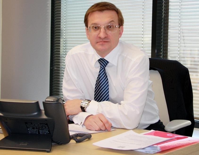 Борис Коваленков избрангенеральным директором трубного дивизиона Группы ЧТПЗ