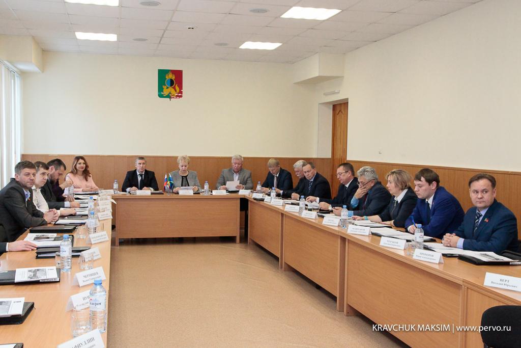 Депутаты утвердили положение об установлении и введении в действие земельного налога