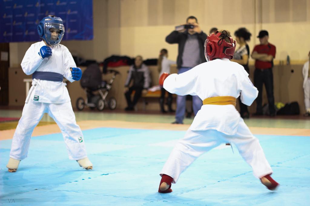 Дмитрий Маштаков приветствовал участников Чемпионата по комбат самообороне
