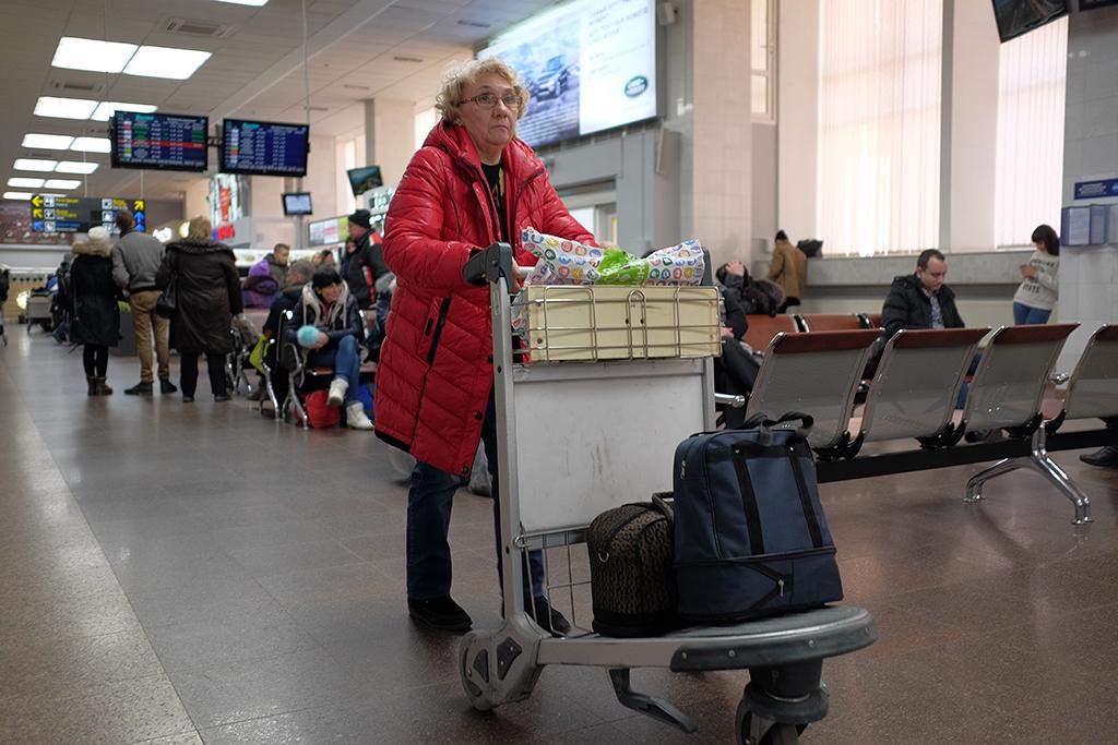 В Кольцово задержка рейсов: с опозданием вылетят 4 самолета