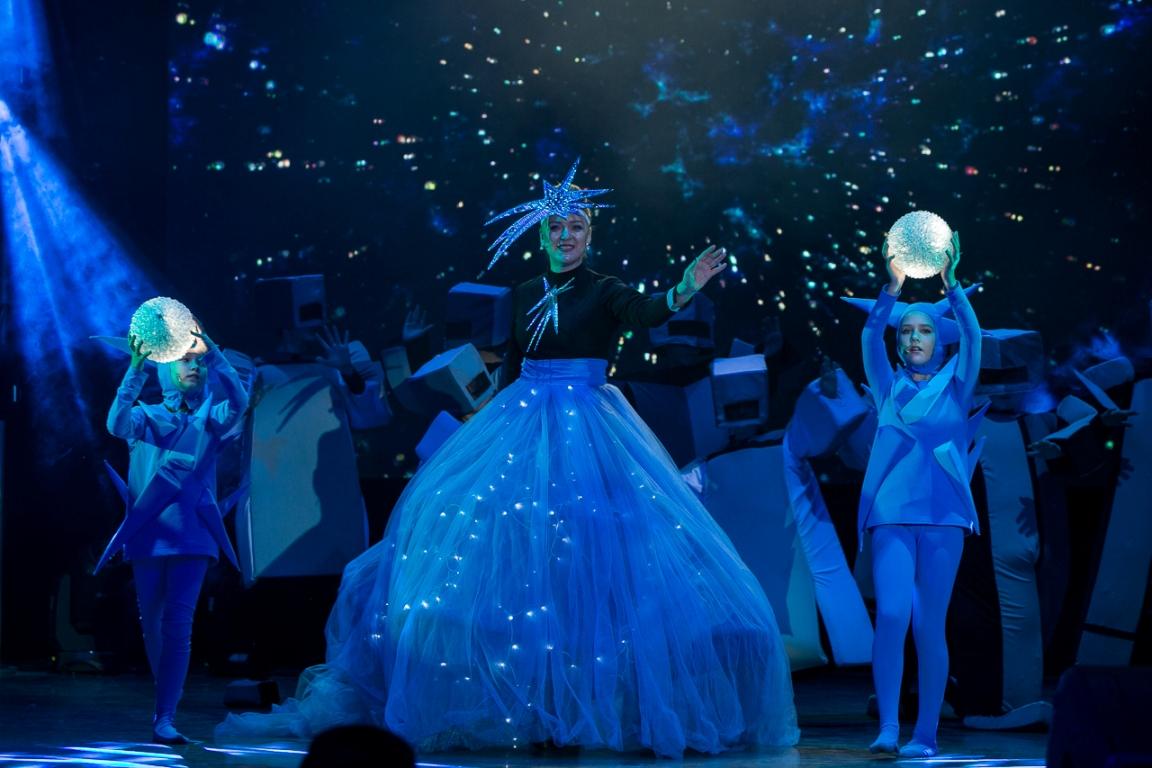 В Первоуральске состоялся юбилейный фестиваль Группы ЧТПЗ «Снежность»