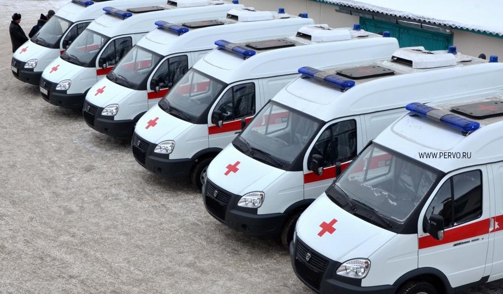 Автопарк «скорой помощи» пополнится новым реанимобилем