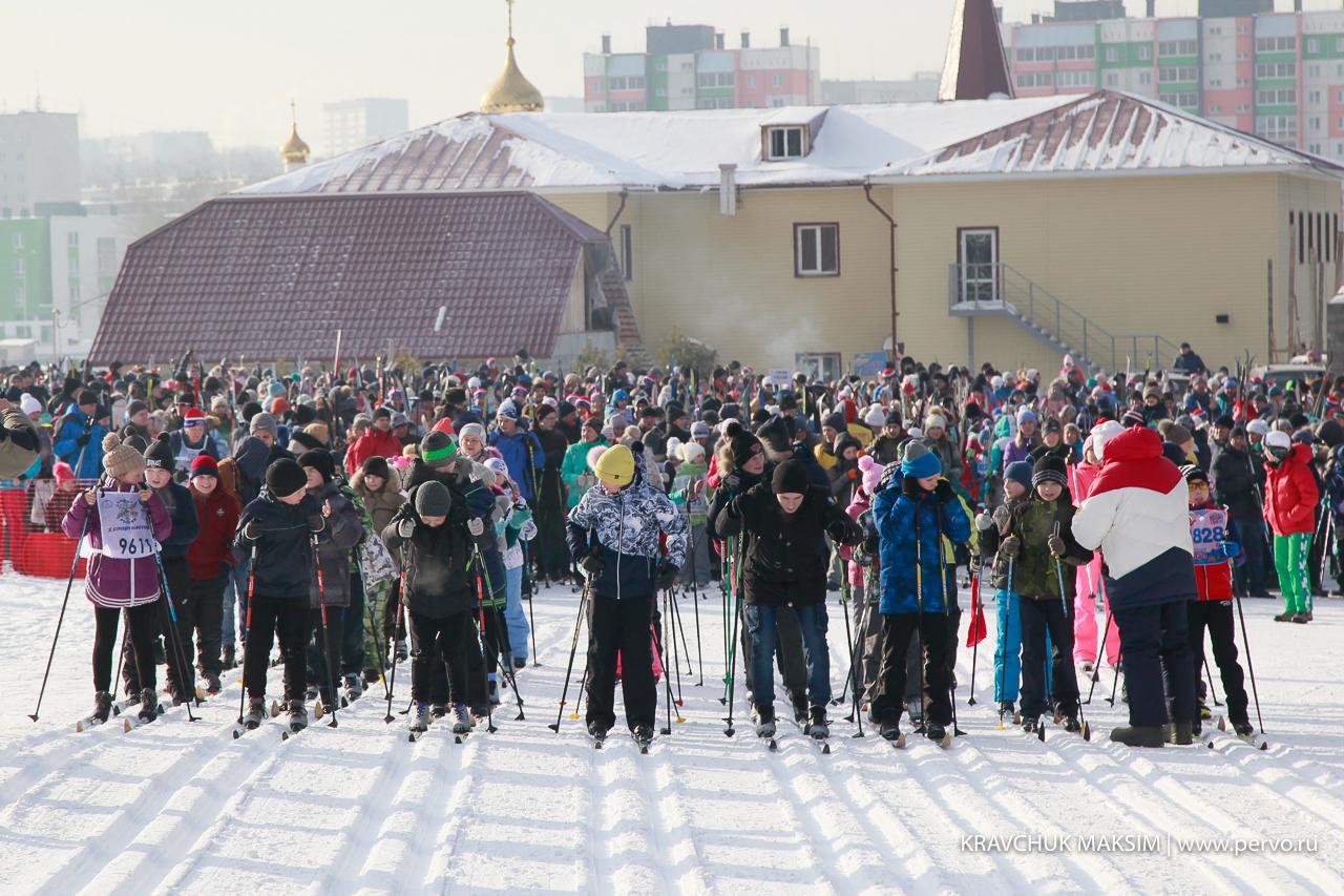 Бросай инет, вставай на лыжи!