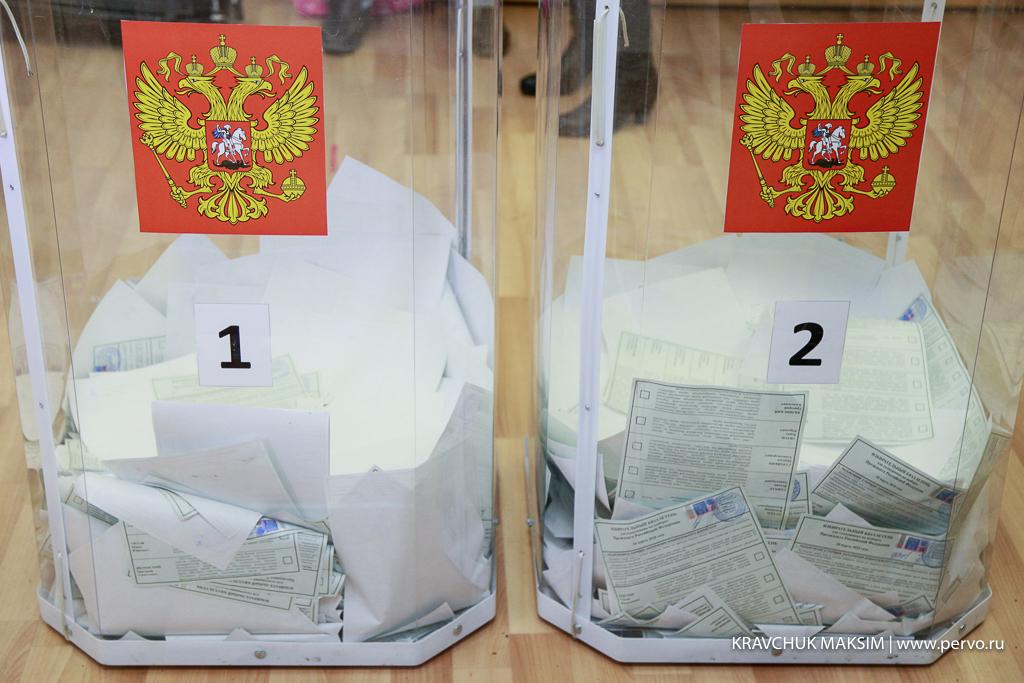 Первоуральск – среди лидеров по явке избирателей на выборы Президента России